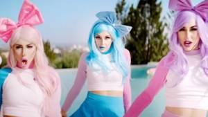 Musikvideo för låten Bye Bye Bby