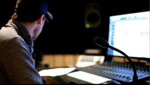 Video Voiceover seasson med Richard Frantzén