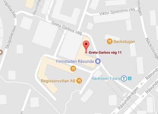 Greta Garbos väg 11-13, 169 40 Solna