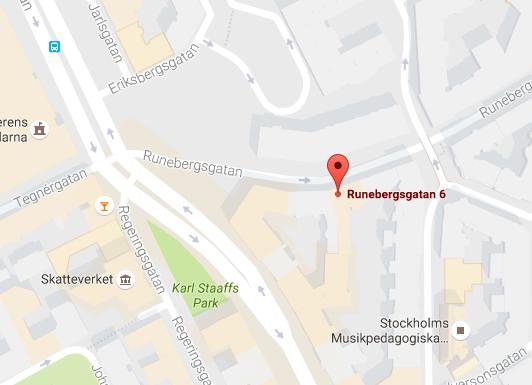 Runebergsgatan 6, 114 29, Stockholm