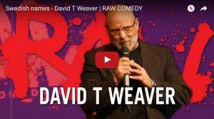 Vlogg 2 - Speaker med David