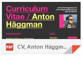 Antons CV