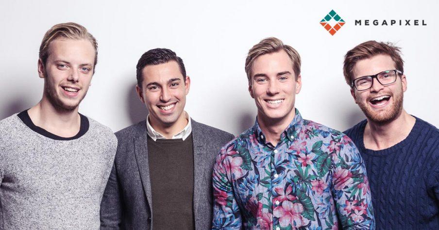 Lucas Simonsson, Carl Déman & Jonas Fagerström går till Megapixel Group AB